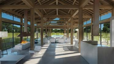 Maravilhosa, terreno terreno para construção de Villa, Compo...