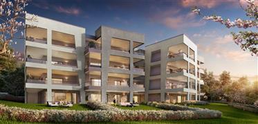 New Luxury Development In Divonne Les Bains