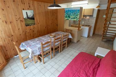 Joli appartement triplex Peisey-Vallandry - Paradiski