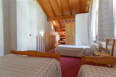 Spacieux appartement triplex Peisey-Vallandry Paradiski