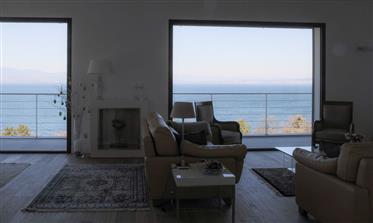 Modern Villa with Panoramic Lake View