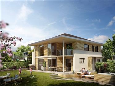 Nouveau projet de Villas avec vue sur le lac Léman