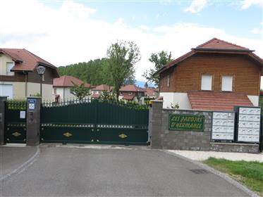 Modern villa in gated compound