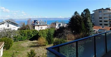 Appartement 2 br avec belle vue sur le lac à Evian