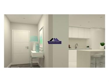 Apartamento novo em duplex no Montijo.
