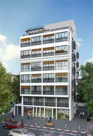 Near the Seashore, Hilton side, new residential project offering 2 and 3 rooms apartments