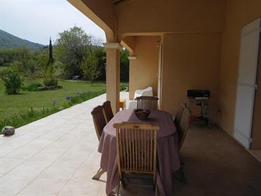 En Vente - Luberon - Spacieuse Maison Recente - 8 Pieces - Castellet