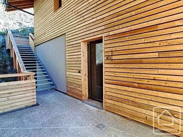 T3 bénéficiant d'une pièce de vie de plus 25,15 m2, 1 balcon...