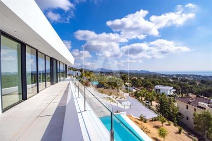 Villa de nueva construcción en venta en Benissa Costa, entre...