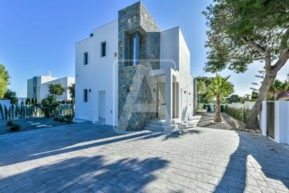 Villa de lujo de nueva construcción en venta en Calpe, en ur...
