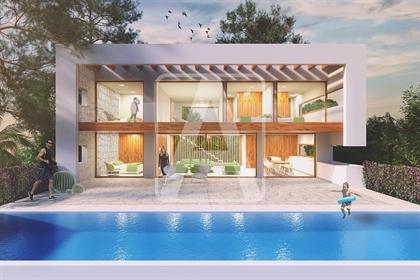 Villa de lujo en venta en Moraira, ubicada en una urbanizaci...