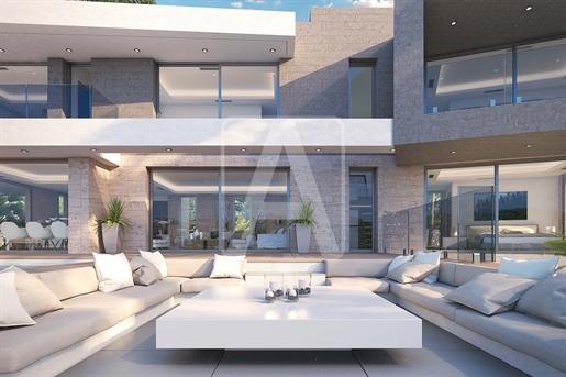 Villa de luxe moderne à vendre àJavea. Situé dans une endro...