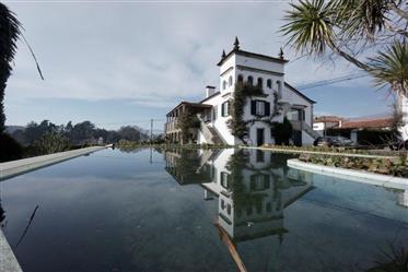 Propriedade rural com vinha de Ponte de Lima (Viana do Caste...