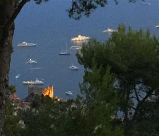 Proche de Monaco, terrain 1 hectare