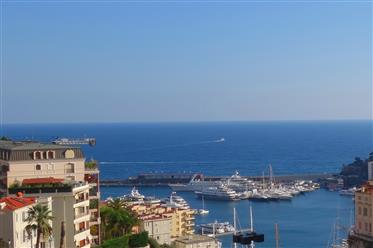 Limitrophe Monaco, moderne appartement