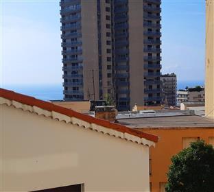 Limitrophe Monaco, calme
