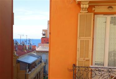 A pieds de Monaco, 4 pièces