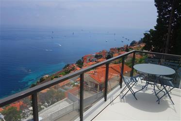Limitrophe Monaco, plages a pieds