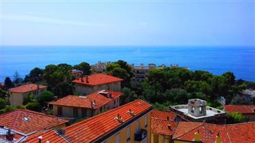 Proche Monaco et plage Mala