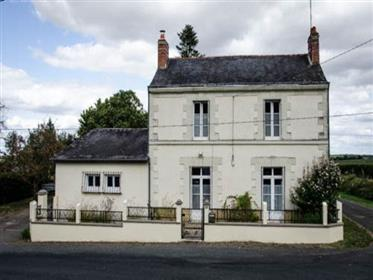Family home in the Loire Valley