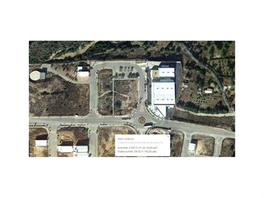 Terreno: 7191 m²: 3595 m²