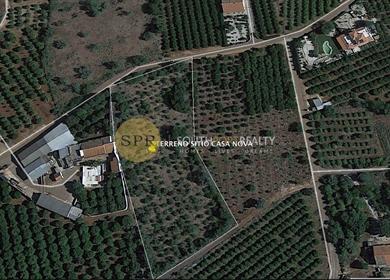Terreno Venda em São Bartolomeu de Messines,Silves