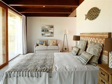 Appartement moderne et lumineux avec 1/2 chambres à coucher à Trâia, entre Arrâbida, la ri