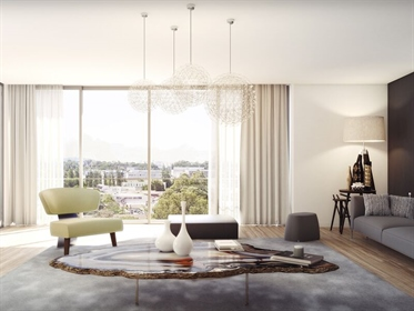 Modern 2 bedroom duplex apartment in a new residential proje...