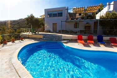Two building complexes, just 1.5km from the famous Myrtos Be...