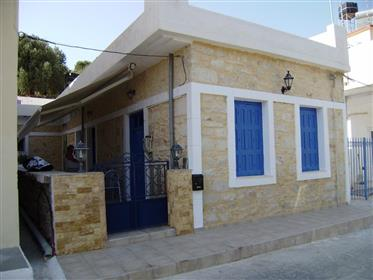 Traditional house 7km from Ierapetra.