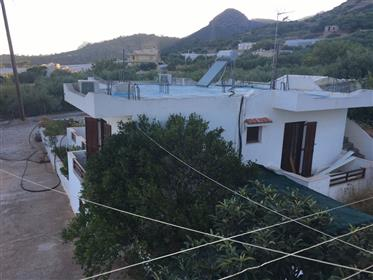 House 1000m from the beach!!!! south east Crete