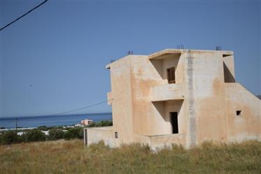 House on two floors of 160m2 in Goudouras.
