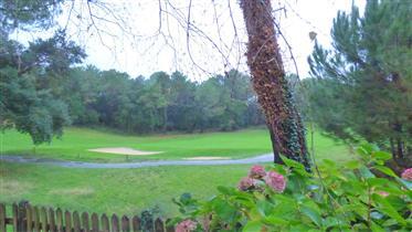 Moliets golf et océan - 3 Pièces avec balcon, parking et piscine chauffée
