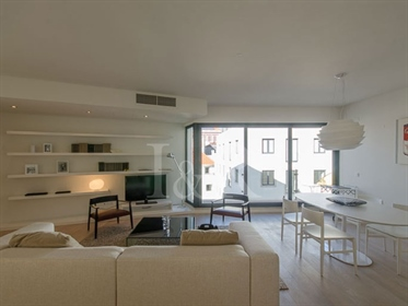 3 Bedroom Apartment In Gated Community In The Historic Centre Of Lisbon