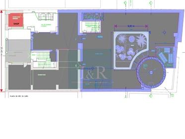 Loja 20 M2 Para Arrendar - R/C Edifício De Escritórios E Comércio, No Chiado