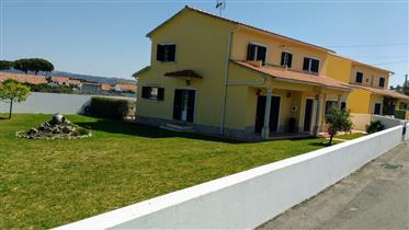 Villa 4 chambres avec jardim