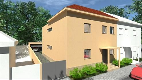 Vivenda: 210 m²
