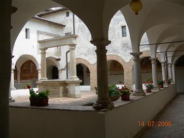 Appartement in het klooster van san Francesco
