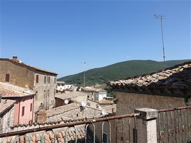 Palazzo Storico Con Terrazzo