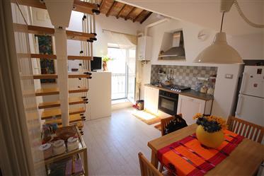 Appartamento con balcone panoramico