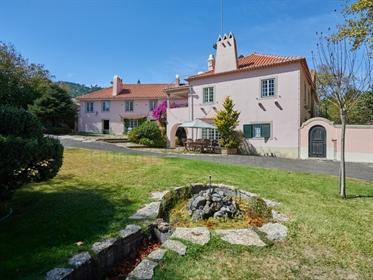 Quinta T7 com 10600m2 para venda em Sintra