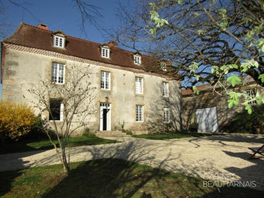 Wonderful Manor house