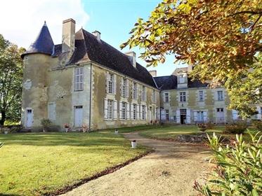 Chateau XVe-XIIIe