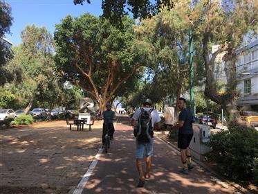 פנטהאוז חדש ויוקרתי במיקום מעולה במרכז תל אביב מרחק הליכה לח...