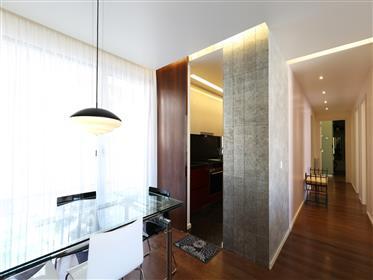 Appartement : 104 m²