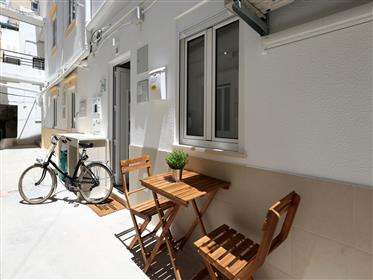Appartement : 21 m²