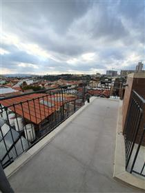 A stunning duplex for sale in Nachlaot