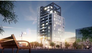 Nouvel appartement exclusif à vendre sur Jaffa st.