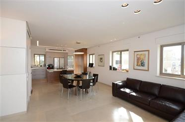 New penthouse in the heart of Old Katamon for sale.
