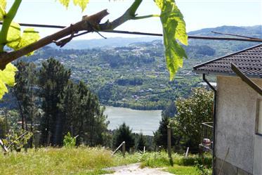 Mini-Ferme en terrasse au Portugal, Douro, Marco de Canaveses.